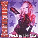 album art to Flesh Is the Law