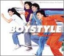 Copertina di album per BOYS BE STYLISH!
