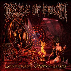 Cradle of Filth - Lovecraft & Witch Hearts (disc - Zortam Music