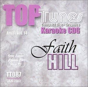 Faith Hill - Top Tunes Karaoke - Zortam Music