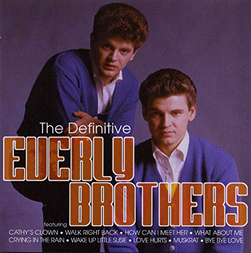 Everly Brothers - EVERLY BROTHERS - Zortam Music