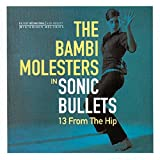Capa de Sonic Bullets: 13 From the Hip
