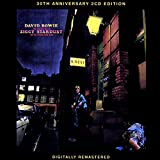 album art to The Rise and Fall of Ziggy Stardust and the Spiders From Mars: 30th Anniversary Edition (bonus disc)