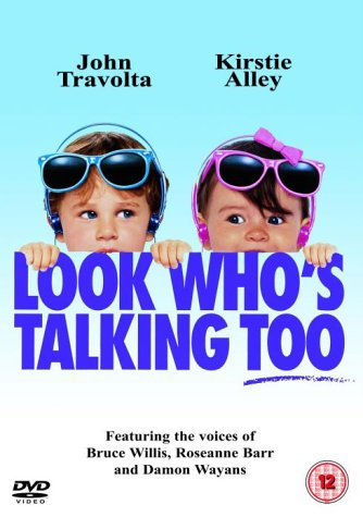 Look Who's Talking Too / �� ��� �� ������� 2 (1990)