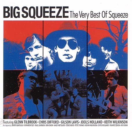 Squeeze - Big Squeeze: The Very Best of Squeeze [2-CD] Disc 1 - Zortam Music