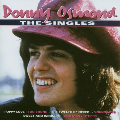 Donny Osmond - Top Of The Pops The 70s - Zortam Music