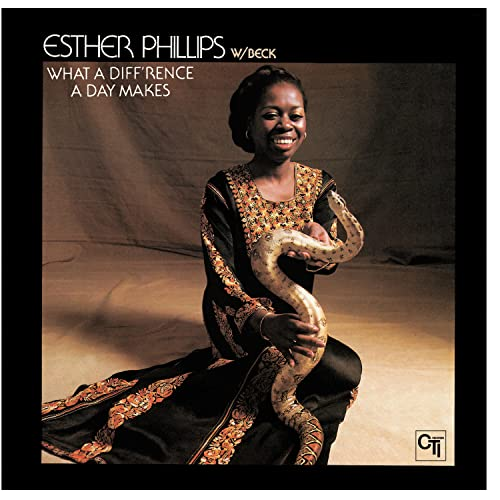 Esther Phillips - At Onkel P�