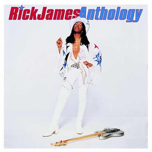 Rick James - Anthology: Remastered - Zortam Music