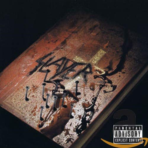 SLAYER - God Hates Us All (Collect. Edit - Zortam Music