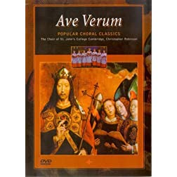 Ave Verum, Popular Choral Classics
