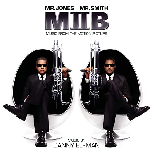Will Smith - Men in Black II (MIIB): Music from the Motion Picture - Zortam Music