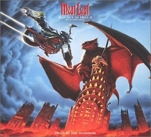 Meat Loaf - Bat out of Hell II: Back into Hell (Deluxe Edition - Zortam Music