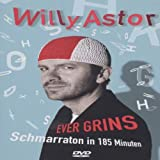 DVD Willy Astor - Ever Grins: Schmarraton in 185 Minuten