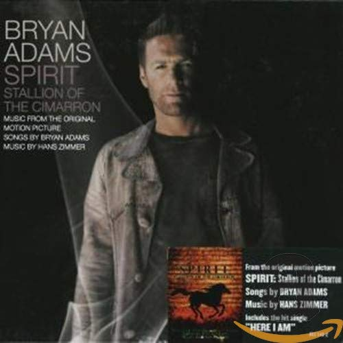 Bryan Adams - Spirit_ Stallion of the Cimarron - Zortam Music