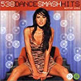 Cubierta del álbum de 538 Dance Smash Hits Winter 2002