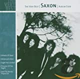album art to The Very Best Saxon Album Ever