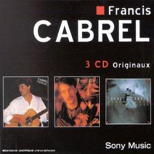 Francis Cabrel - Coffret 3 CD : Cabrel public / Sarbacane / Samedi soir sur la terre - Zortam Music