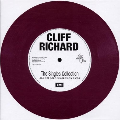 Cliff Richard - The Singles Collection (CD 2) 1964-1971 - Zortam Music