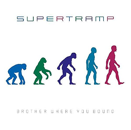 Supertramp - Brother Where You Bound - Zortam Music