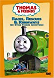 Thomas & Friends - Races Rescues & Runaways