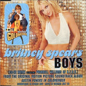 Britney Spears - Boys (Co-Ed Remix) - feat. Pharrell Williams of N.E.R.D. Lyrics - Zortam Music