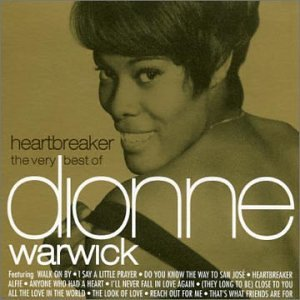 Dionne Warwick - Heartbreaker: Very Best Of - Zortam Music