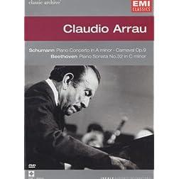 Archives De Concert: Schumann, Conc. Piano, Carna