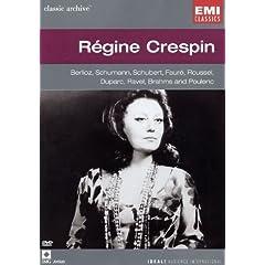Classic Archive: Regine Crespin [Region 2]