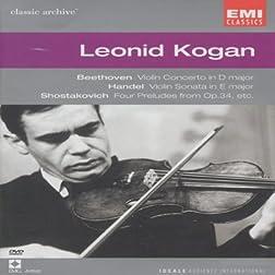 Archives De Concert: Beethoven, Conc. Violon, Hae