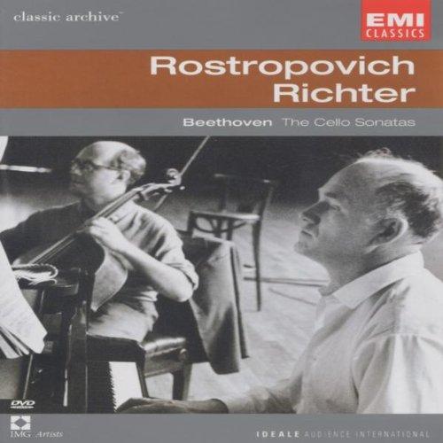 Archives De Concert: Beethoven, Son. Violoncelle