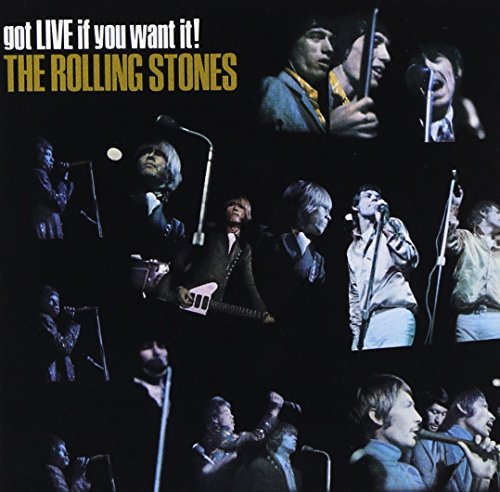 Rolling Stones - Got Live If You Want It - Zortam Music