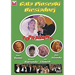 Gala Piosenki Biesiadnej cz.2 DVD / Gala Songs Part 2 DVD
