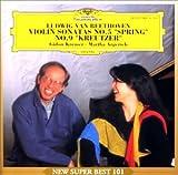 ベートーヴェン:ヴァイオリンソナタ第5番・第9番