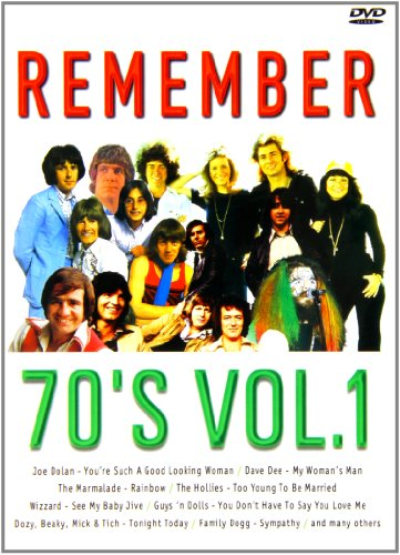 Remember the 70's, Vol. 1 [Region 2]