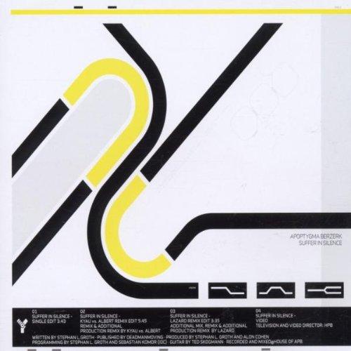 Apoptygma Berzerk - Suffer In Silence (Cd1) - Zortam Music