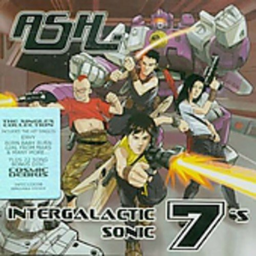 Ash - Intergalactic Sonic 7