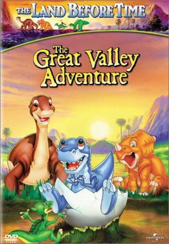 Land Before Time II, The: The Great Valley Adventure / Земля до начала времен 2: Приключения в великой долине (1994)