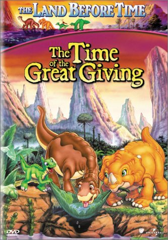 Land Before Time III, The: The Time of the Great Giving / Земля до начала времен 3: В поисках воды (1995)