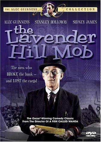 Скачать фильм Банда с Лавендер Хилл /Lavender Hill Mob, The/