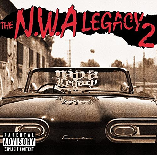 N.W.A - The N.W.A Legacy, Vol. 2 - Zortam Music
