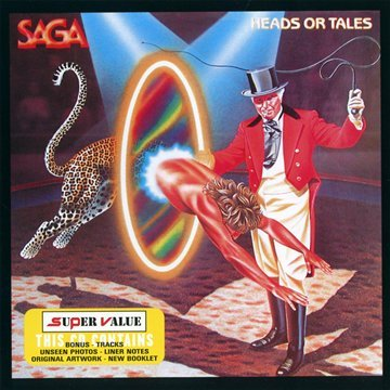 SAGA - Heads Or Tales (remastered) - Zortam Music