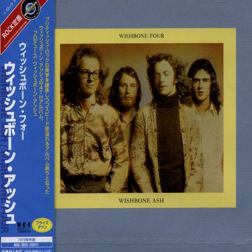 Wishbone Ash - Wishbone Four - Zortam Music