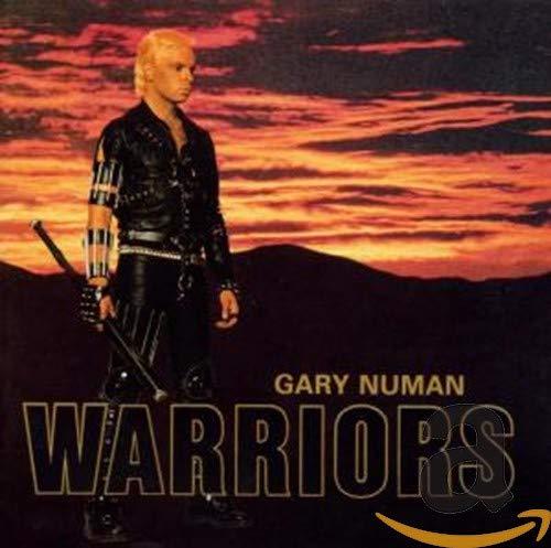 Gary Numan - Warriors (Asylum 2) - Zortam Music