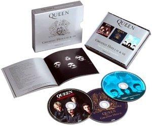 Queen - Greatest Hits I, II & III - Zortam Music