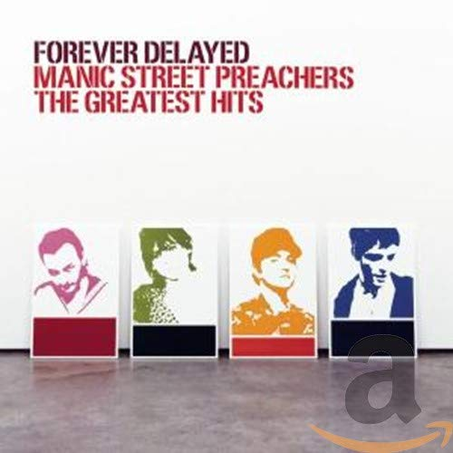 Manic Street Preachers - Forever Delayed: The Greatest Hits Disc 1 - Zortam Music