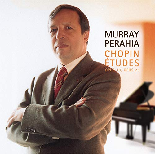 Etudes Op. 10 & Op. 25 (feat. piano: Murray Perahia)