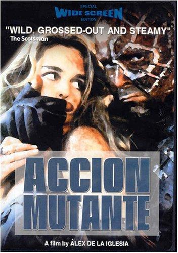 Accion mutante / Операция ''Мутанты'' (1993)