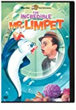 Get The Incredible Mr. Limpet On Video
