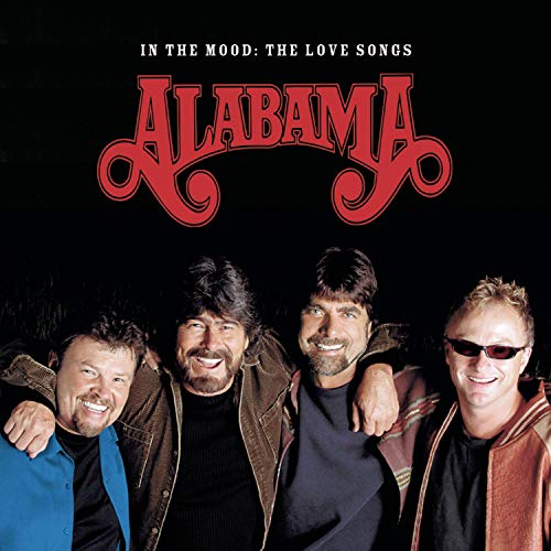ALABAMA - In the Mood: The Love Songs (1 - Zortam Music