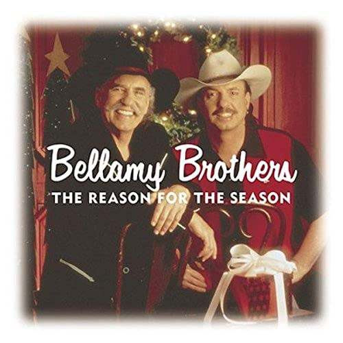 The Reason for the Season by The Bellamy Brothers album cover